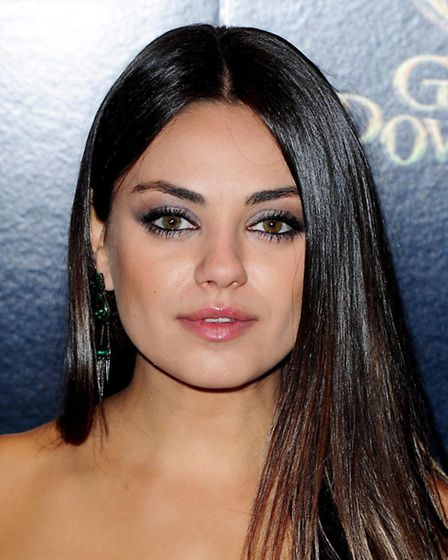 Mila Kunis. Picture: Ian West/PA Wire