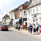 The High Street in Southwold. Picture: Archant.