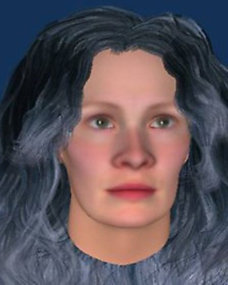 One of the avatars used in the therapy
