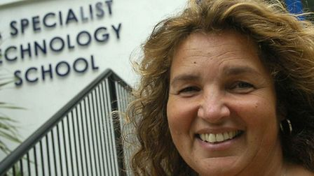 Jo Shuter has quit her role as head at Quintin Kynaston Community Academy
