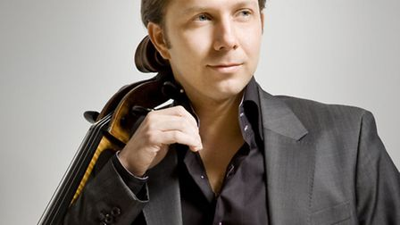 Cellist David Cohen