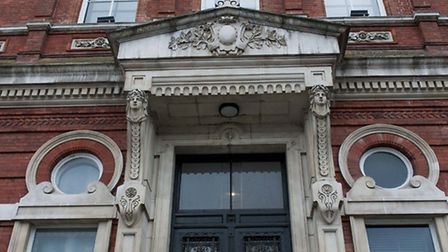 The WAC free school will be based in Hampstead Town Hall. Picture: Nigel Sutton.
