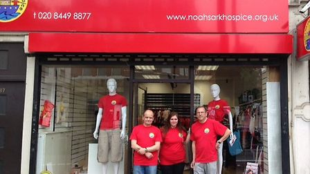 The Finchley Road Noah's Ark charity shop
