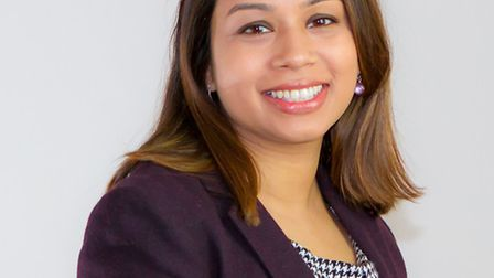 Cllr Tulip Siddiq says: 'If you've got a garden, food project, or balcony to be proud of, we want to