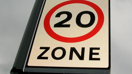 A blanket 20mph restriction could be rolled out in Haringey, except for some major routes. Picture:
