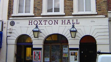 Hoxton Hall launch audio history tour of Shoreditch