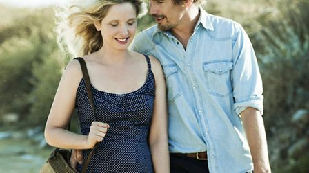 Watch Before Midnight which is on at the Rio Cinema and Hackney Picturehouse from today