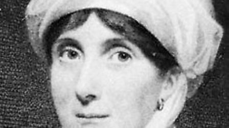 Scottish poet and dramatist Joanna Baillie was the toast of the Romantic poets who flocked to her Ha