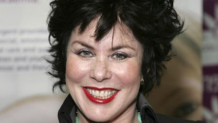 Comedian Ruby Wax is open about her experiences with mental illness.