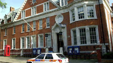 Hampstead Police Station has been placed on the property market
