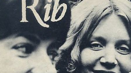 The first ever edition of Spare Rib in 1972. Picture: Angela Phillips