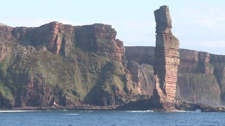 The Old Man of Hoy. Picture: Anthony Swift