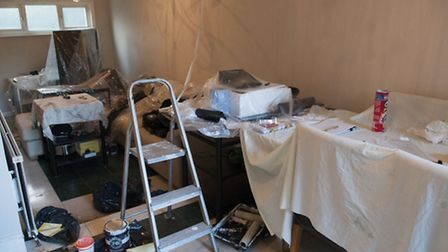 Builders were called in to repair £15,000 of damage after a drug-fuelled party held by public school