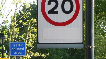 Camden Council's decision to roll-out 20mph speed limits has divided opinion