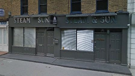 The Steam and Sun Health Club in Chalton Street. Picture: Google