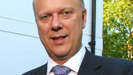 Justice secretary Chris Grayling is considering extending anti-squatting laws