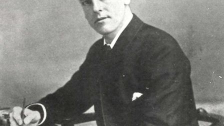 Statistician Karl Pearson. Picture: UCL Archive