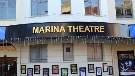 Marina Theatre and Cinema in Lowestoft. Picture by Mick Howes