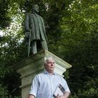 Chris Waterlow, a descendant of Sir Sydney Waterlow, who donated Waterlow Park and Lauderdale House