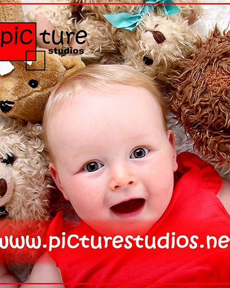 The Lowestoft Journal Bonny Babies competition entries for 2017. Picture: Picture Studios.