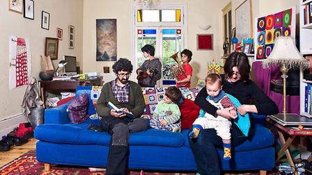 Check out contemporary parenthood exhibition Being Mum Being Dad exhibition at Hackney Museum until
