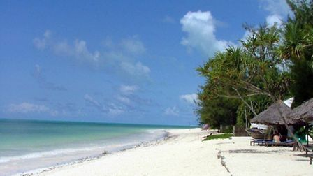 Two young British women have been attacked with acid on the east African island of Zanzibar during a