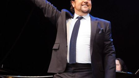 West End star Michael Ball brings this year's concert season to a close at Kenwood House. Picture: D