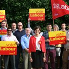 Labour candidate Sarah Sackman has vowed to win back Finchley and Golders Green from the Conservativ
