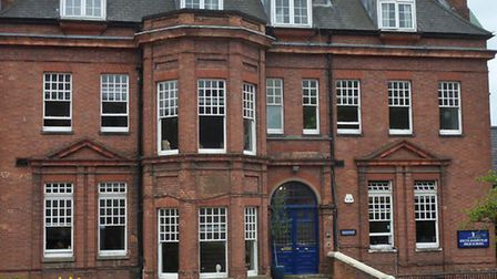 South Hampstead High School. Picture: Nigel Sutton.