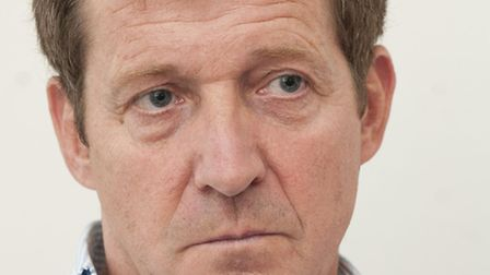 Former Labour spin doctor Alastair Campbell said the world cannot 'stand by and do nothing' over Syr