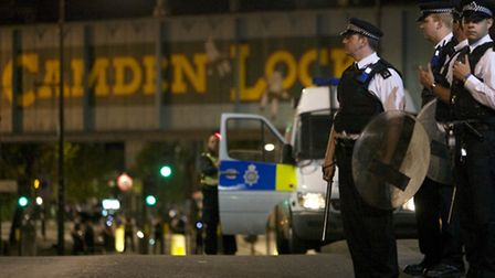 Camden Town has been exposed as Londons fourth biggest crime hotspot by an award-winning research s