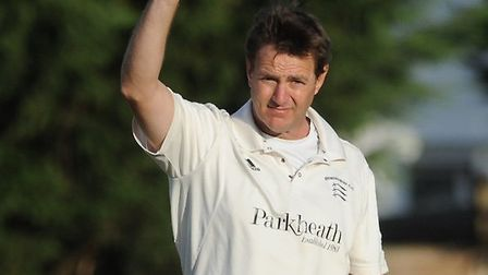 Rob Nelson claimed seven wickets for just 10 runs as Brondesbury completed their promotion-winning c