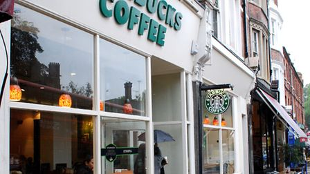 Starbucks in South End Green is one of the suggested police 'contact points'. Picture: Polly Hancock