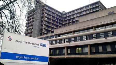 The Royal Free Hospital admitted losing a diary containing details of 78 pregnant patients