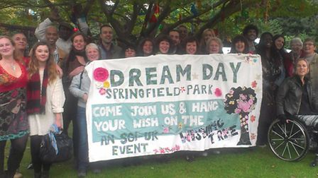 Dream Day in Springfield Park