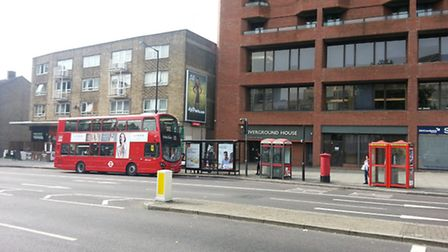 The child went missing from a bus stop on Finchley Road on Wednesday afternoon