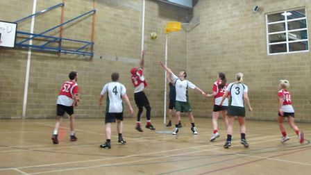 Korfball is arriving in Swiss Cottage