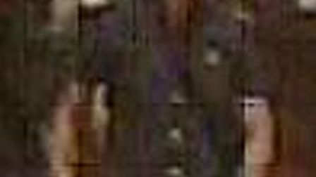 The CCTV image of a man the want to talk to following a stabbing in Dalston.