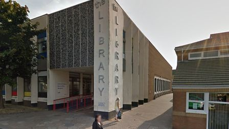 Lowestoft Library. Picture: Google.