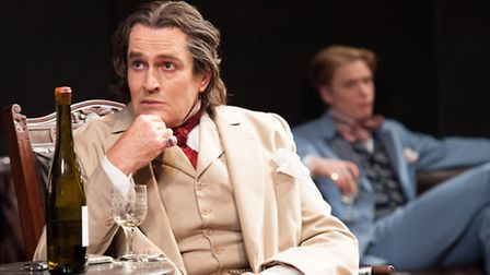 The theatre scored a major hit with The Judas Kiss starring Rupert Everett. Picture: Manuel Harlan