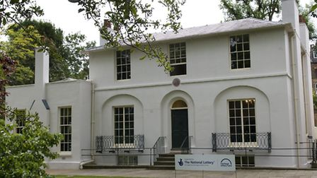 Keats House reopens after refurbishment
