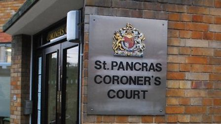 The inquest took place at St Pancras Coroner's Court