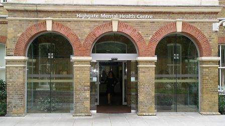 The incident was alleged to have happened at Highgate Mental Health Centre in February 2011