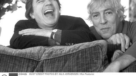 Mandatory Credit: Photo by NILS JORGENSEN / Rex Features (218442b)DUDLEY MOORE AND PETER COOKDUDLE