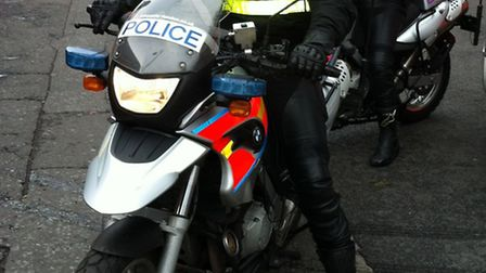 Police motorcyclists will provide one-to-one training with commuter bikers
