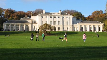 Kenwood House has reopened to the public