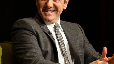 Kevin Spacey spoke about his decision to leave Hollywood for the Old Vic at the JW3 arts centre in H