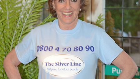 Hampstead resident Esther Rantzen has launched The Silver Line