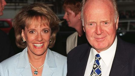 TV Presenter Esther Rantzen set up The Silver Line in response to her own feelings of loneliness aft