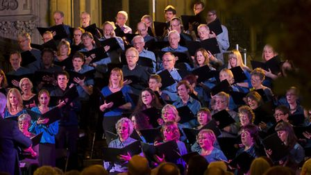 The Hackney singers celebrated their fourtieth birthday with an evening of Victorian music on Saturd